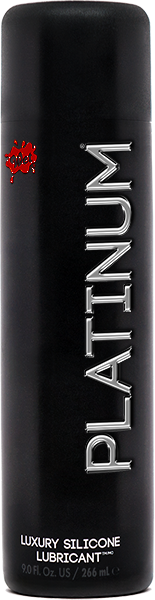 Wet Platinum Silicone Based Lubricant 9 Ounce