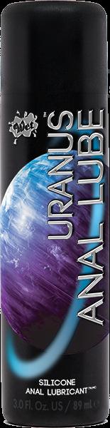 Wet Uranus Anal Lubricant Silicone Based 3oz