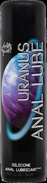 Wet Uranus Anal Lubricant Silicone Based 9oz