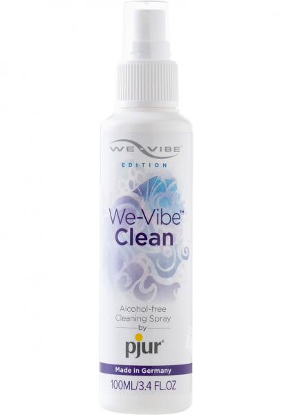 We Vibe Cleaner 3.4 fluid ounces