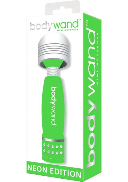 Bodywand Mini Massager Neon Green