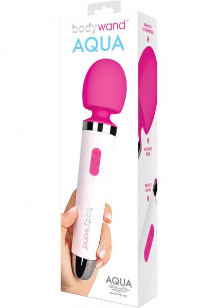 Bodywand Aqua Silicone Massager Waterproof