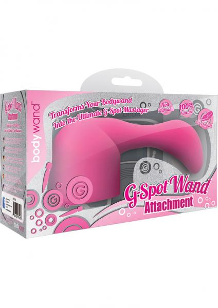Bodywand G Spot Wand Attachment Pink