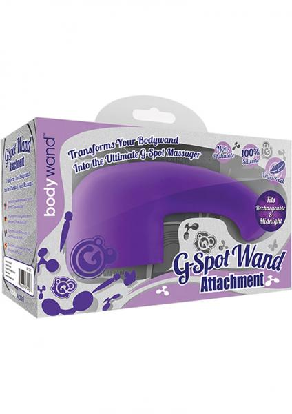 Bodywand G-Spot Attachment Purple