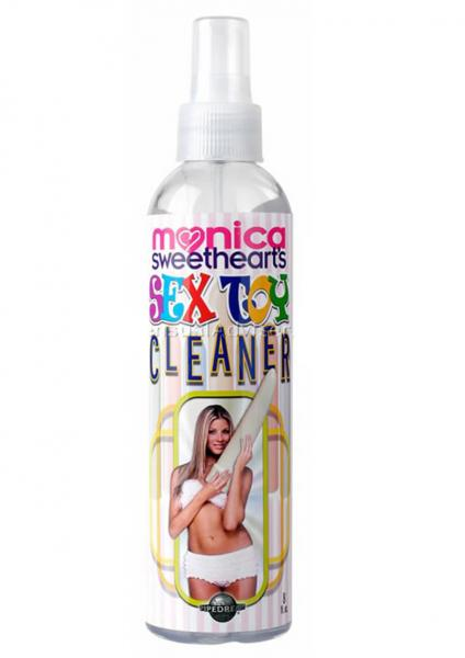 Monica Sweethearts Sex Toy Cleaner 4oz