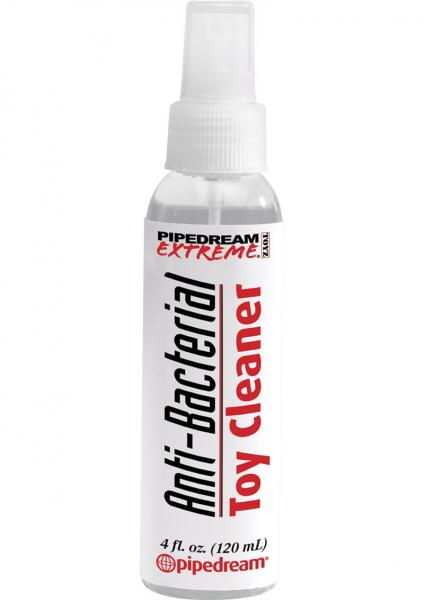 Pipedream Extreme Anti Bacterial Toy Cleaner 4oz Spray