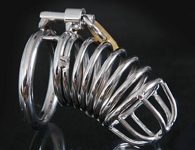 Bastille Penis Confine Cage Chasity Device