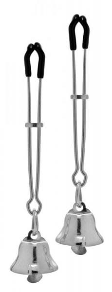 Chimera Adjustable Bell Tweezer Style Nipple Clamps