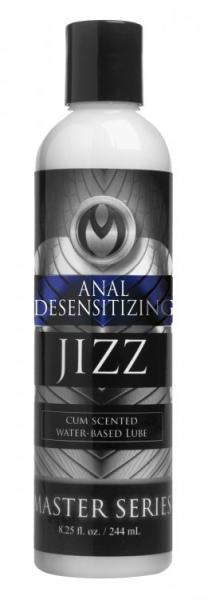 Jizz Cum Scented Anal Desensitizing Lube 8.25 ounces