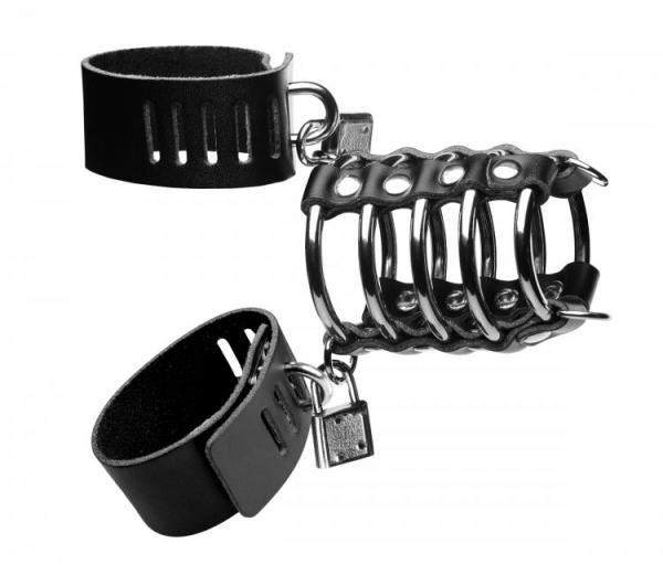 Strict Gates Of Hell Chastity Device