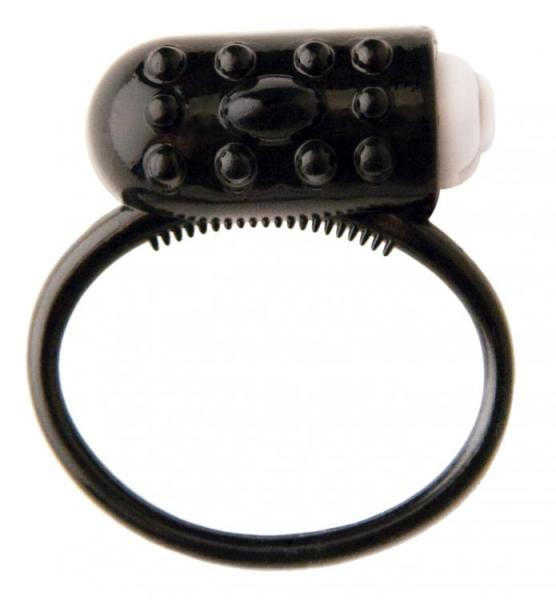 Vibrating Cock Ring Black