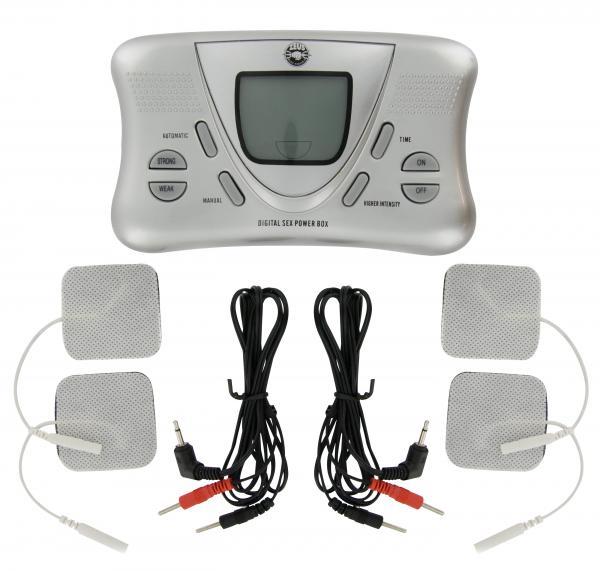 Zeus Deluxe Digital Power Box