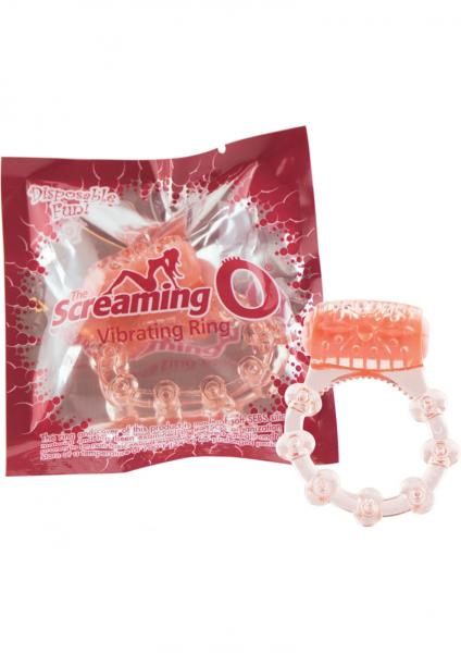 The Screaming O Ring Vibrating Disposable