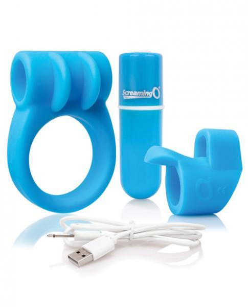 Charged Combo Kit 1 Blue