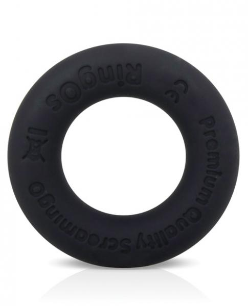 Screaming O Ringo Ritz Black Cock Ring