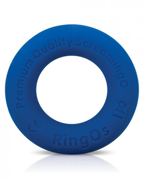 Screaming O Ringo Ritz Blue Cock Ring
