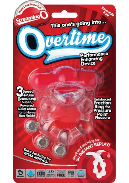 The Overtime Red