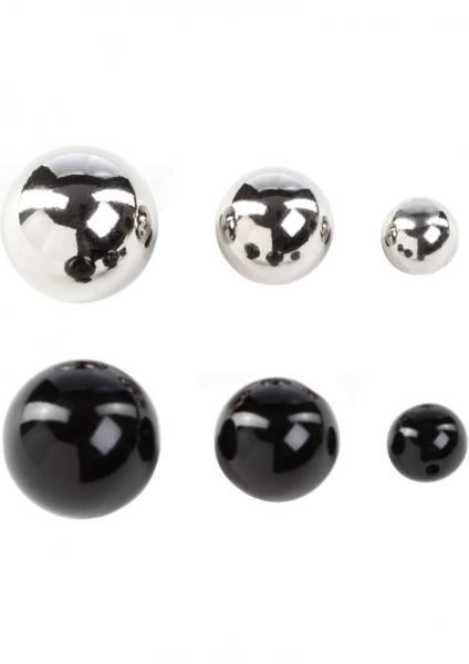 Zero Tolerance Cross Bones Marble Enhancement Set