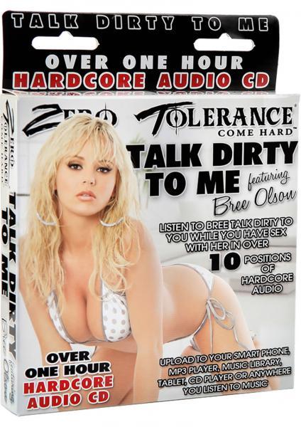 dirty talk cd