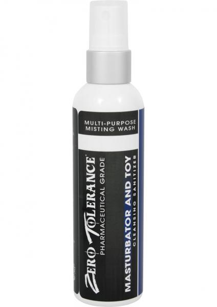 Zero Tolerance Masturbator & Toy Cleaner Spray 4oz