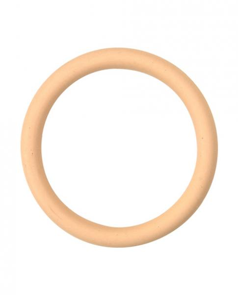 "M2M Nitrile Cock Ring - 1.75"" Nude"