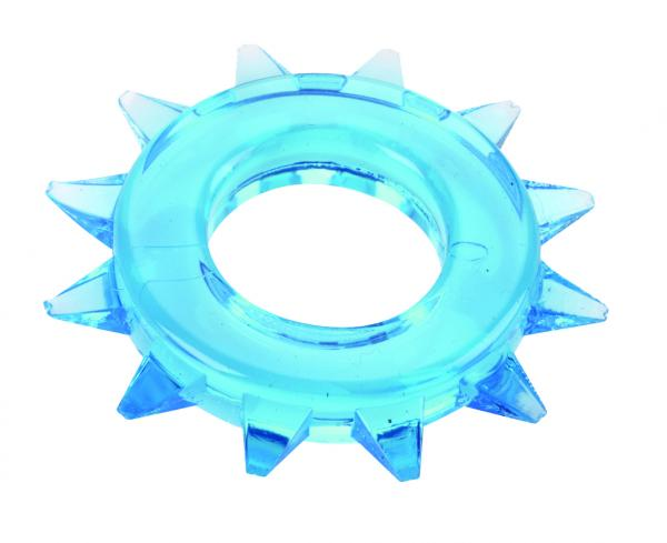 Stud Elastomer C Ring - Blue