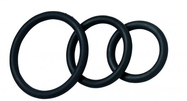 Nitrile C Ring Set - Black
