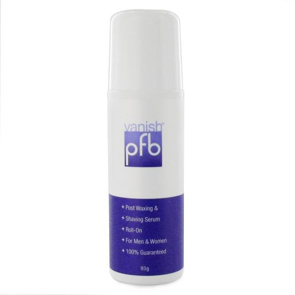 PFB Vanish Roll On Shaving Gel 4oz