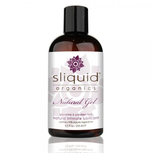 Sliquid Organics Natural Lubricating Gel 8.5oz