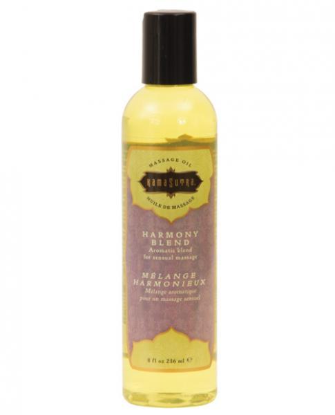 Aromatic Massage Oil Harmony Blend 8oz