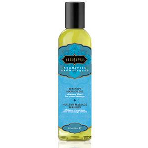 Aromatic Massage Oil - Serenity