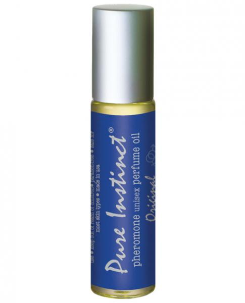 Pure Instinct Pheromone Infused Oil Roll On .34oz