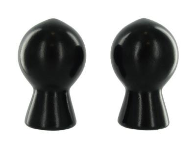Nipple Boosters Black Pair