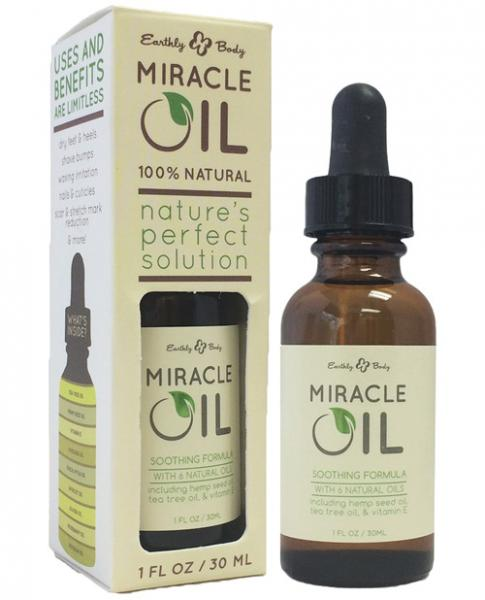 Miracle Oil 1 Ounce