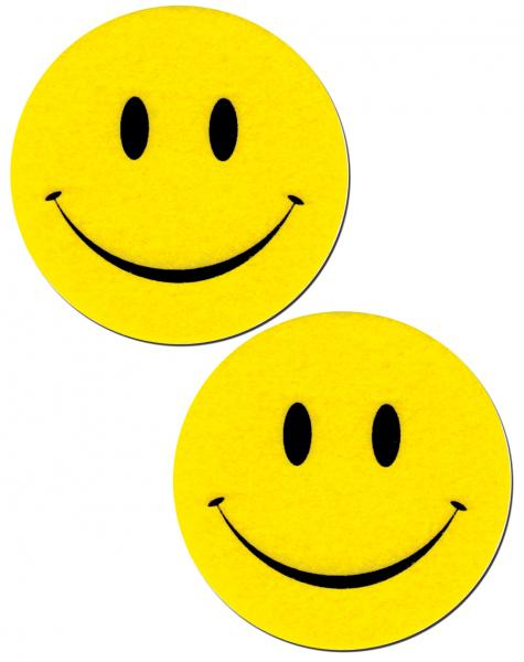 Smiley Face Pasties O/S