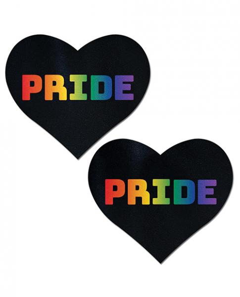 Pastease Pride Rainbow Black O/S