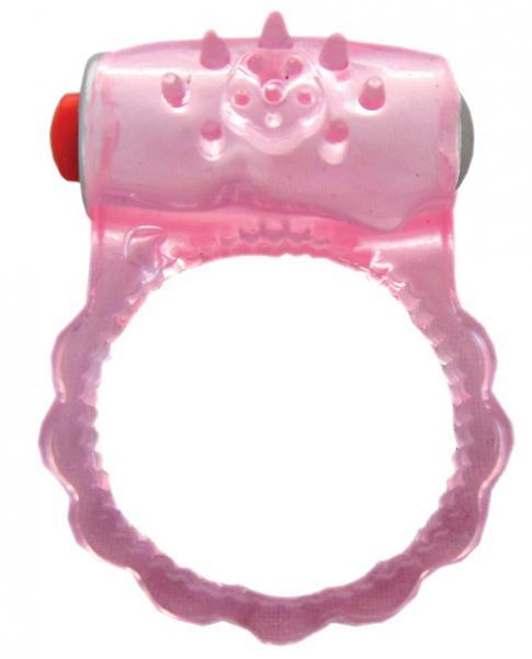 New Tongue Joy 3 Way Vibrating Ring