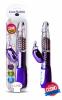 Luxe Rabbit Purple Vibrator