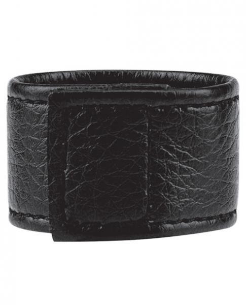 C & B 1 inch Velcro Ball Stretcher Black