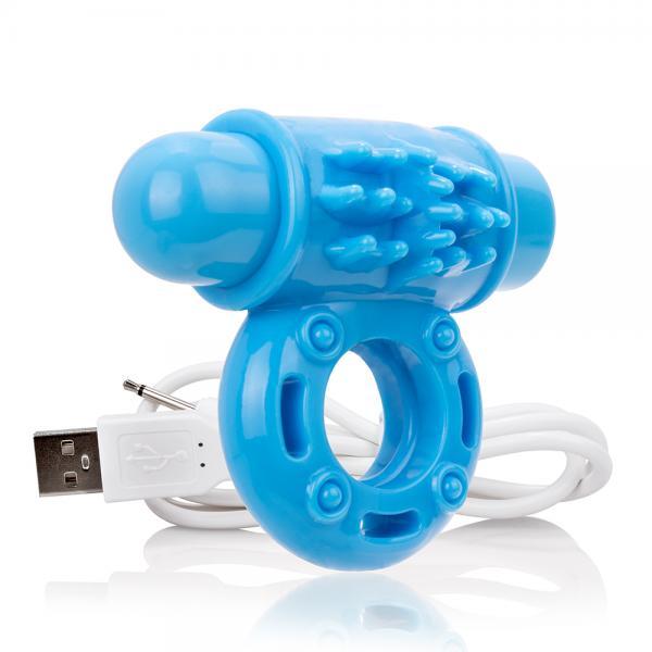 Screaming O Charged O Wow Vooom Mini Vibe Blue