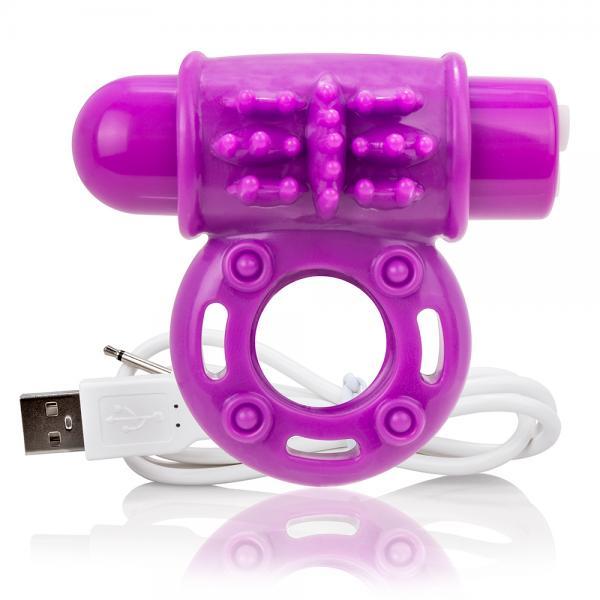 Screaming O Charged O Wow Vooom Mini Vibe Purple
