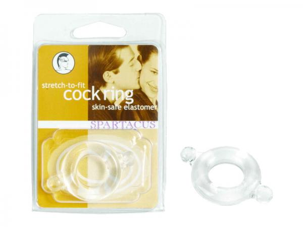 Elastomer C Ring - Clear