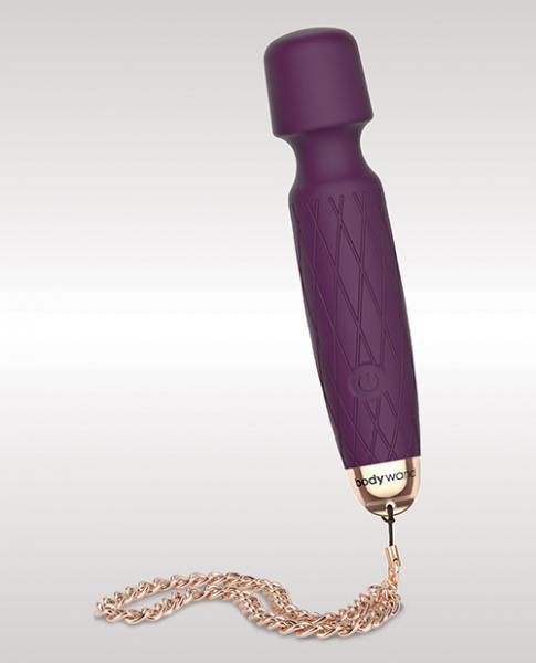 Bodywand Luxe Mini Body Massager Purple