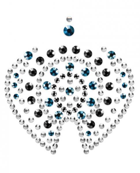 Flamboyant Skin Body Jewelry Black Silver