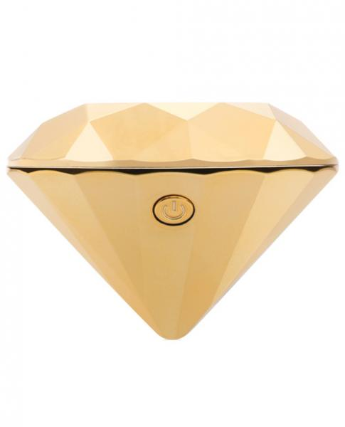 Twenty One Vibrating Diamond Gold