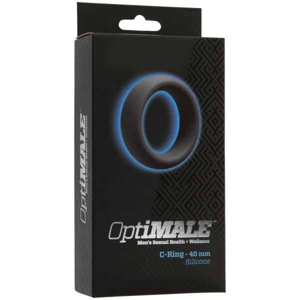 OPTIMALE - C-Ring Thick - 40mm - Slate