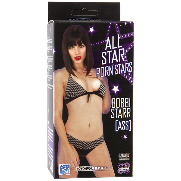 Bobbi Starr UR3 Pocket Ass Masturbator