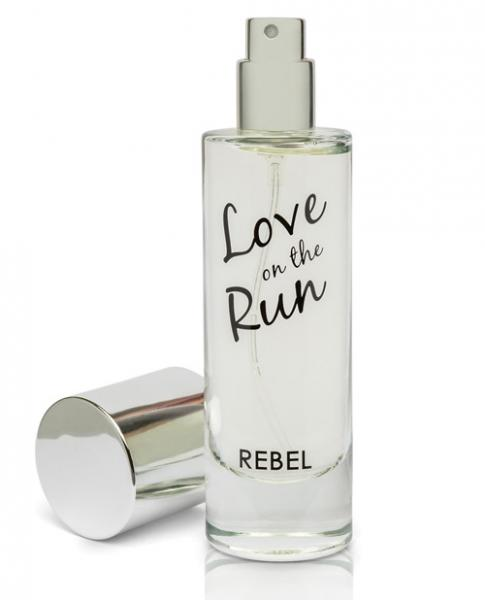 Love On The Run Rebel Pheromone Male Body Spray 1oz