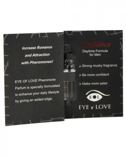Eye Of Love Pheromone Perfume Sample 1ml Confidence