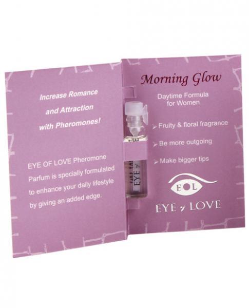 Eye Of Love Pheromone Parfum Sample 1ml Morning Glow